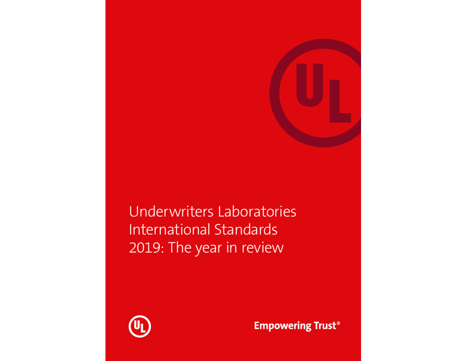 International Standards 2019: The Year In Review