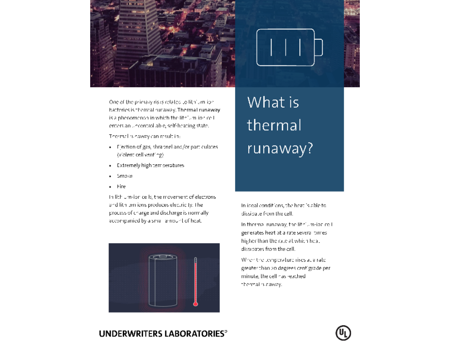 What is Thermal Runaway? (Introduction)