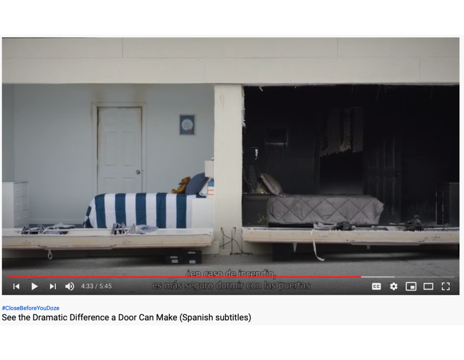 See the Dramatic Difference a Door Can Make (Spanish)