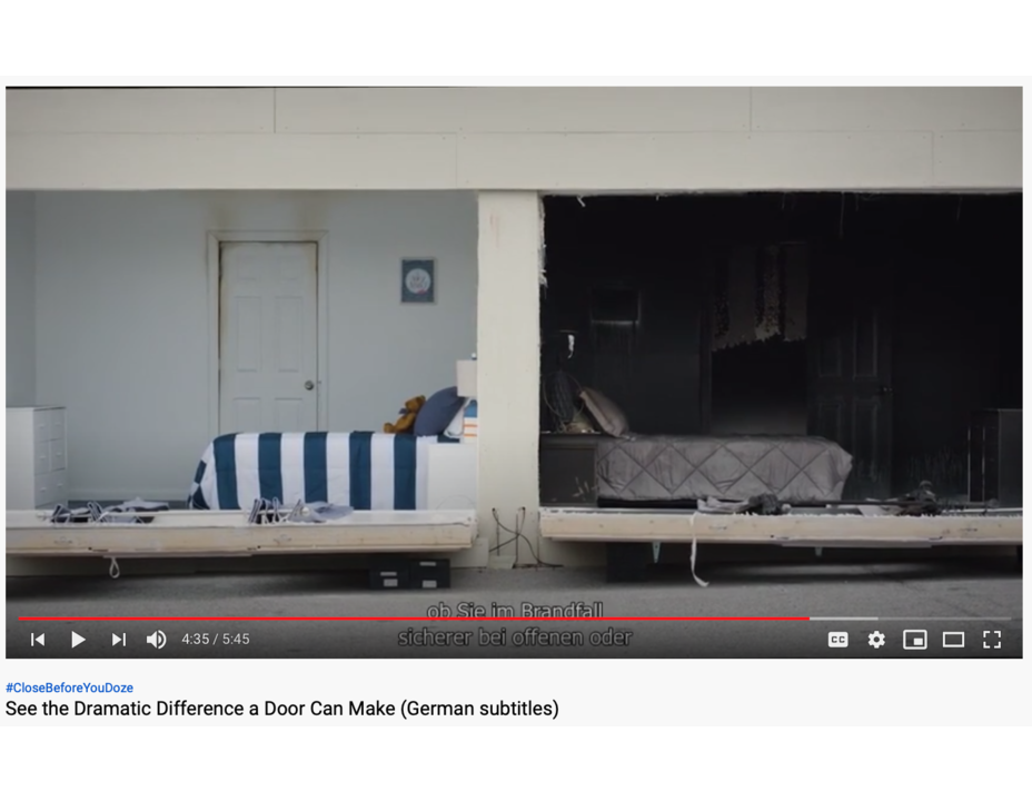 See the Dramatic Difference a Door Can Make (German)