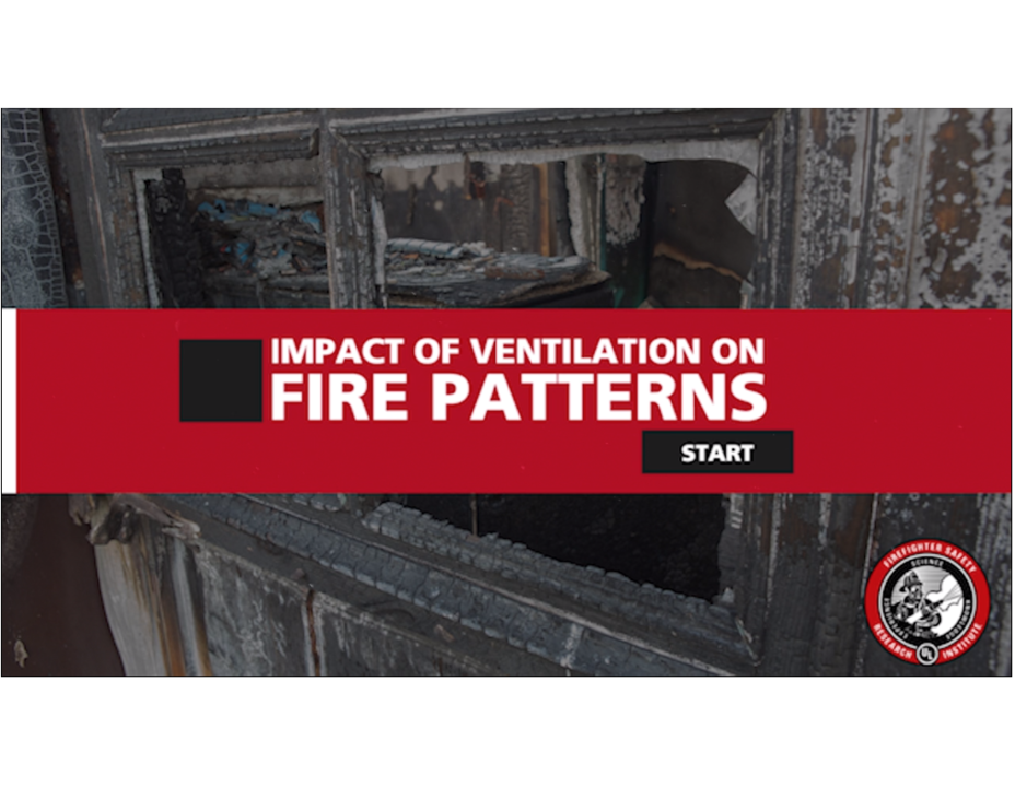 Impact of Ventilation on Fire Damage Patterns Online Course Intro Video